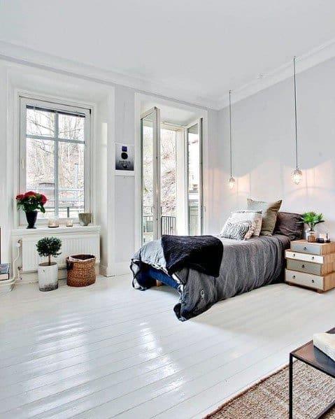 Stunning Interior Painted Floor Designs