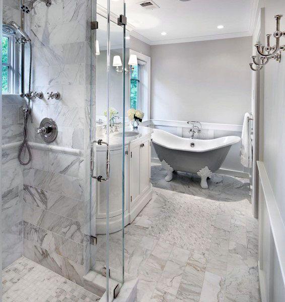 Stunning Interior Shower Window Designs