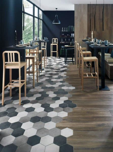 Stunning Interior Tile To Wood Floor Transition Designs