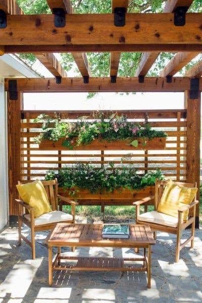 Stunning Outdoor Ideas For Pergola Design