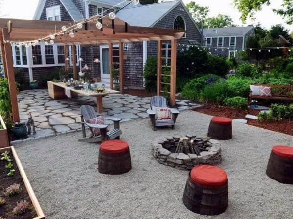 Stunning Outdoor Patio Firepit Designs