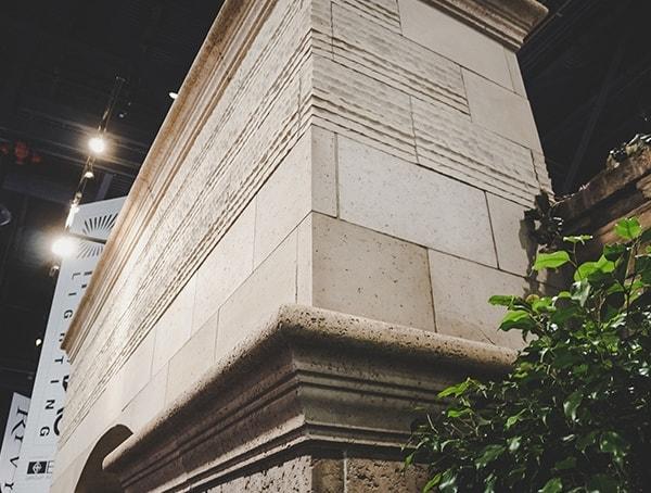 Stunning Stone Exterior Cladding 2019 Nahb International Builders Show