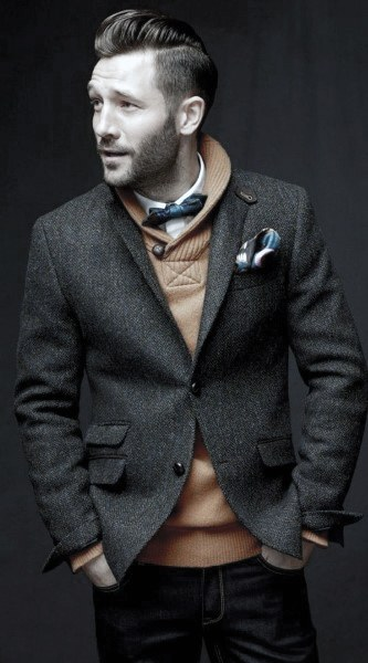Style Fall Outfits Looks Men