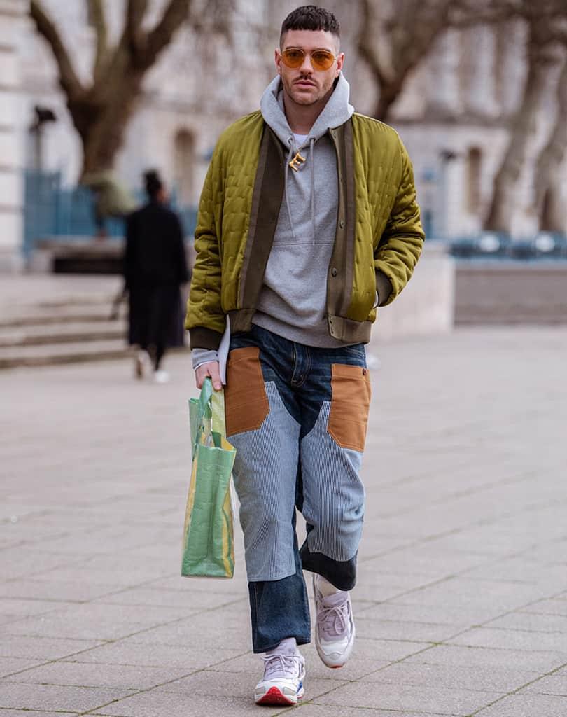 Korean Male Fashion Trends in 8