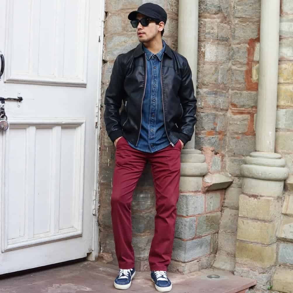Style Men Street Wear Fashion
