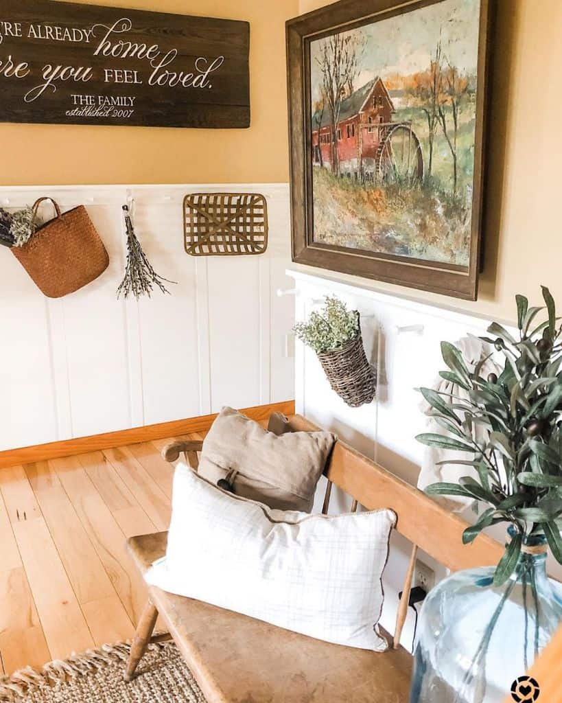 Style Modern Farmhouse Decor All In A Days Nap