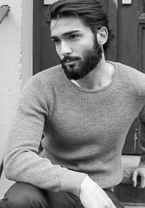 Stylish Flow Hair Style For Guys