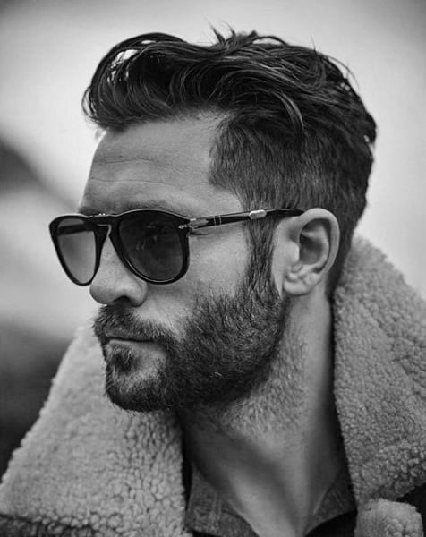 Stylish Guys Professional Hairstyles For Curly Hair
