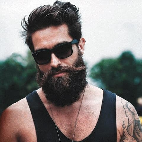 Stylish Male Great Beard Ideas