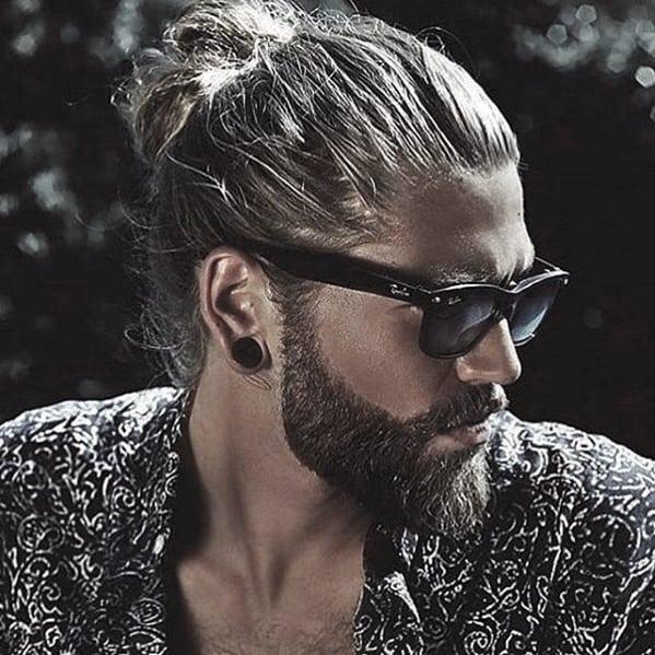 Stylish Male Medium Beard Ideas