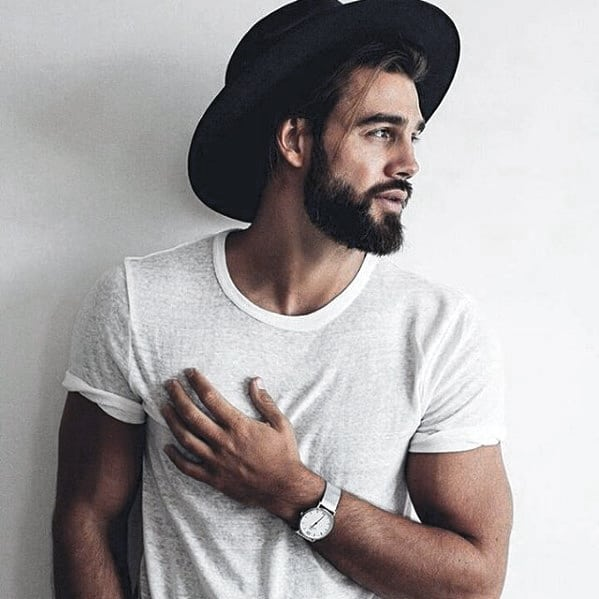 Stylish Male Nice Beard Ideas