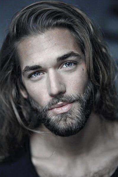 Stylish Male Short Beard Ideas