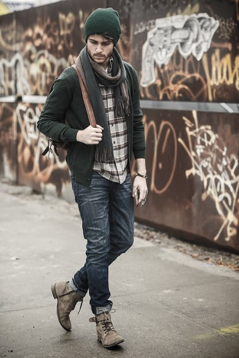 Stylish Male Winter Outfits Fashion Ideas
