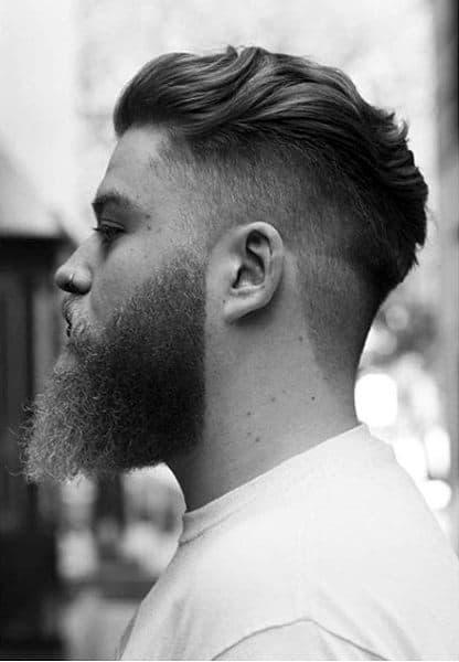 Super Short Wavy Hair For Men 70 Masculine Haircut Ideas Short Hairstyles For Black Women Fulllsitofus
