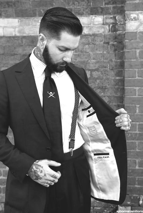 Stylish Mens Haircuts For Business Fashion
