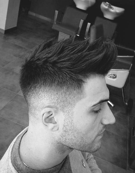 Stylish Mens Haircuts Short