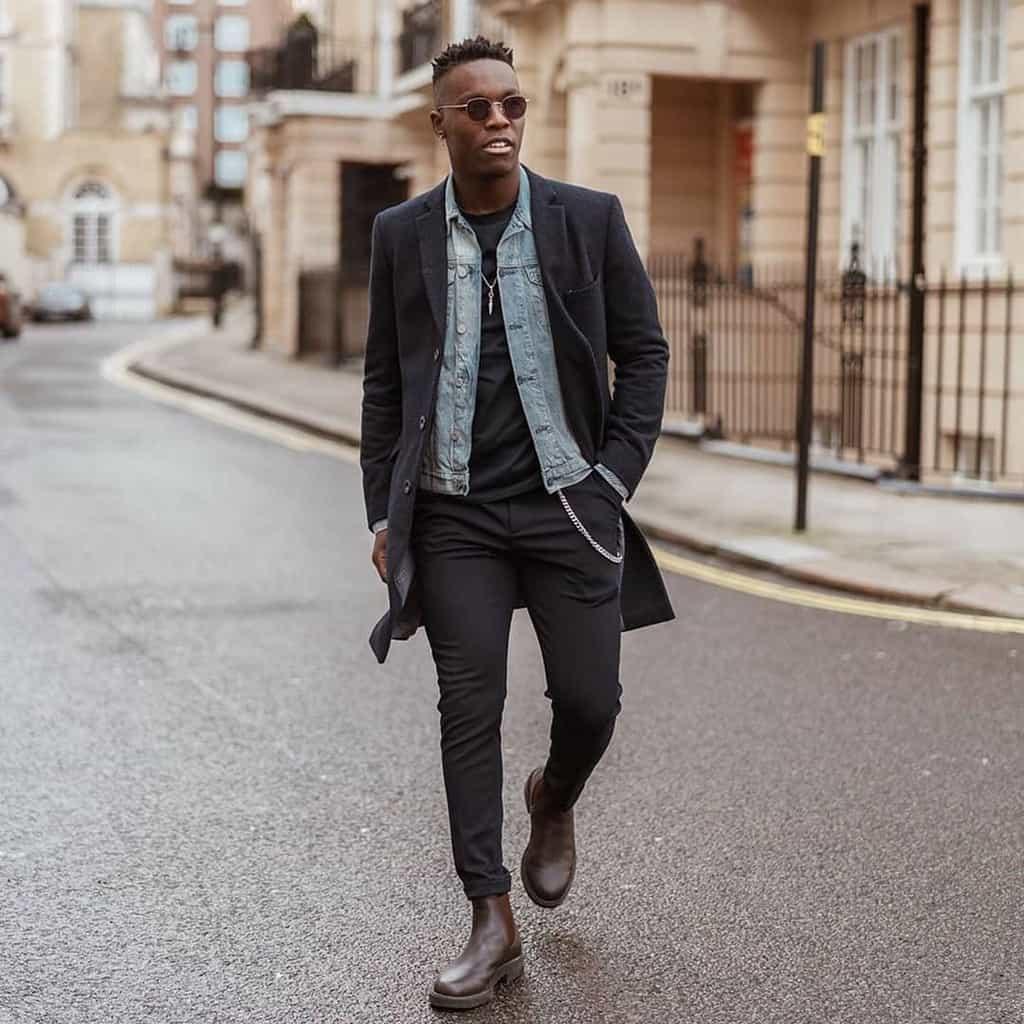 Style élégant pour hommes
