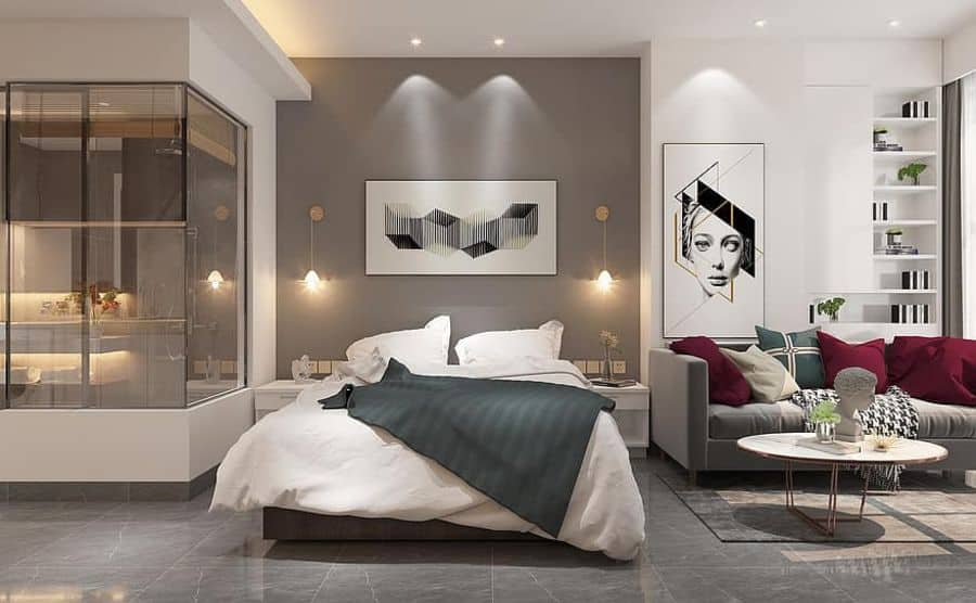 Stylish Modern Bedroom Ideas 1