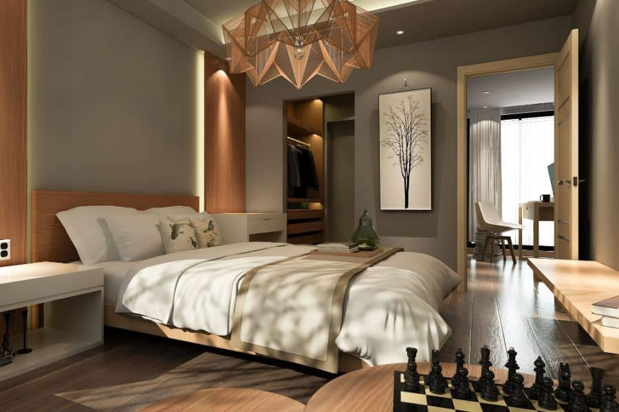 Stylish Modern Bedroom Ideas 3
