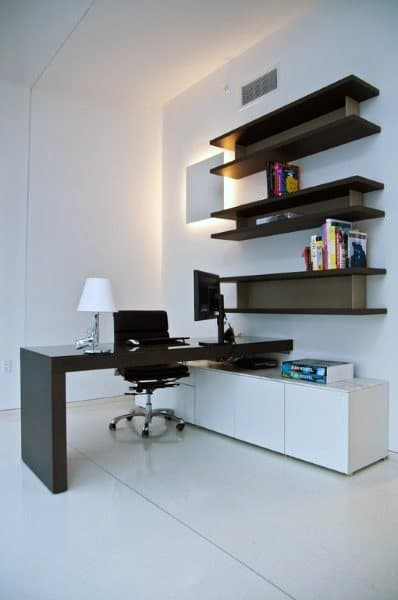 Stylish Modern Home Office
