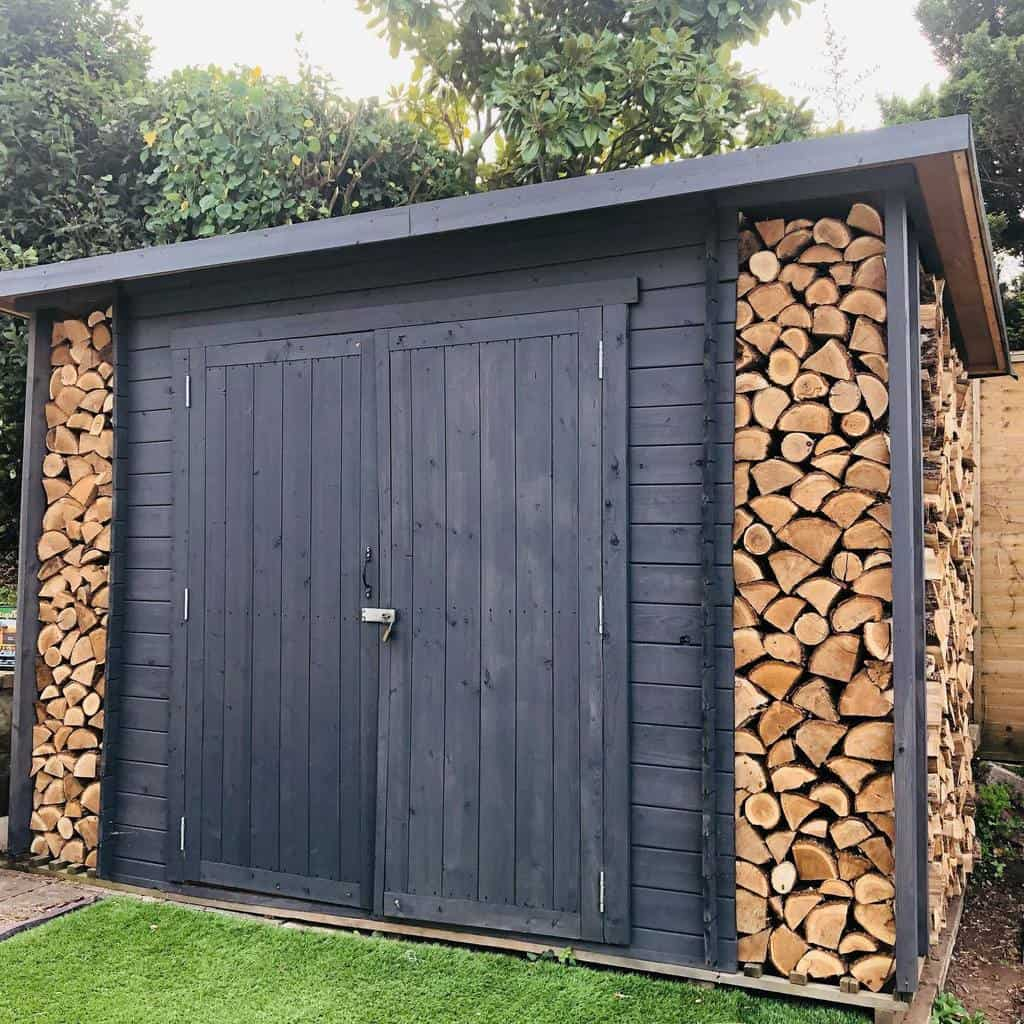 stylish shed door ideas sea_view_lifestyle