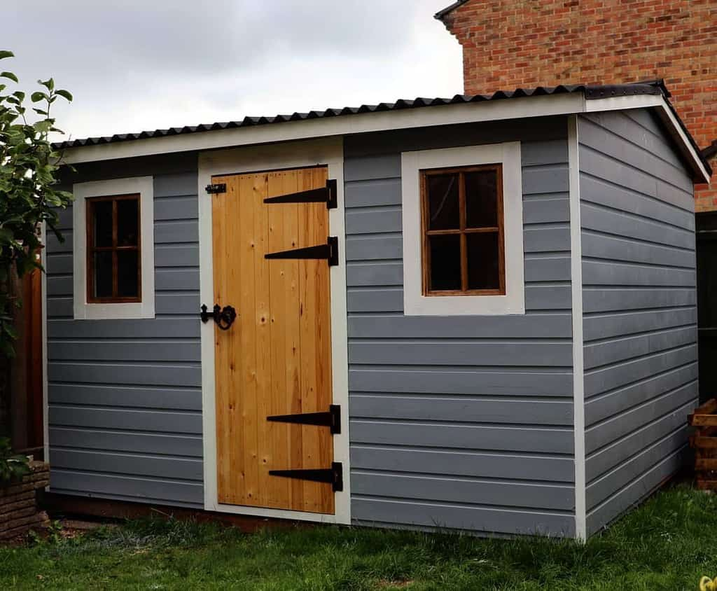 stylish shed door ideas thingsmadeofwood