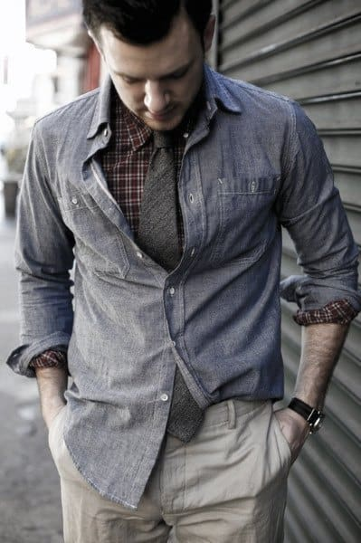 Suave Casual Wear Style Inspiration For Males