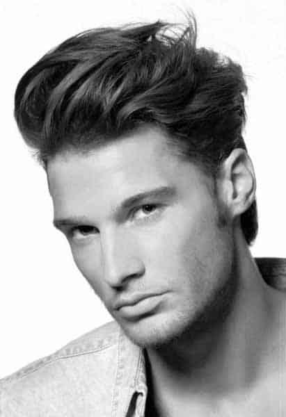 Suave Modern Mens Hair