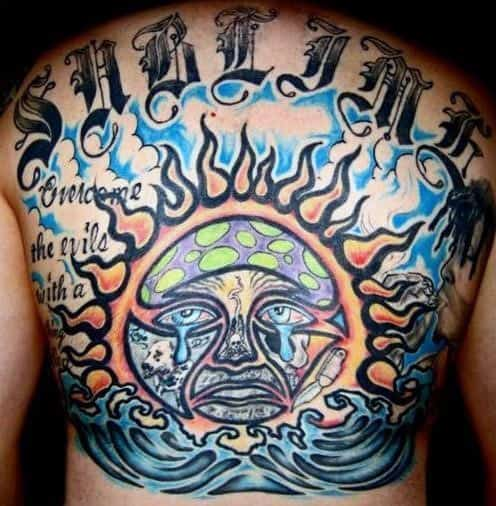 Sublime Guys Tattoo Ideas