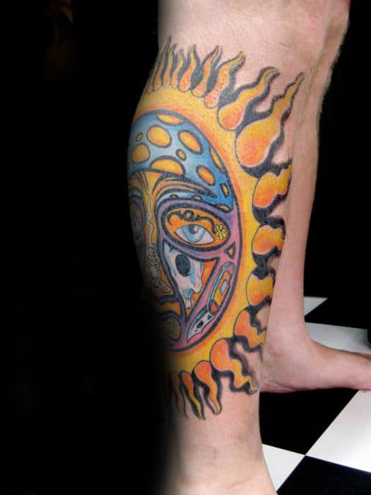 Sublime Mens Tattoo Designs