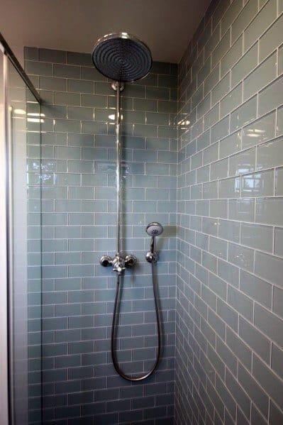 subway small shower ideas