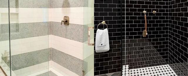 Top 50 Best Subway Tile Shower Ideas Bathroom Designs