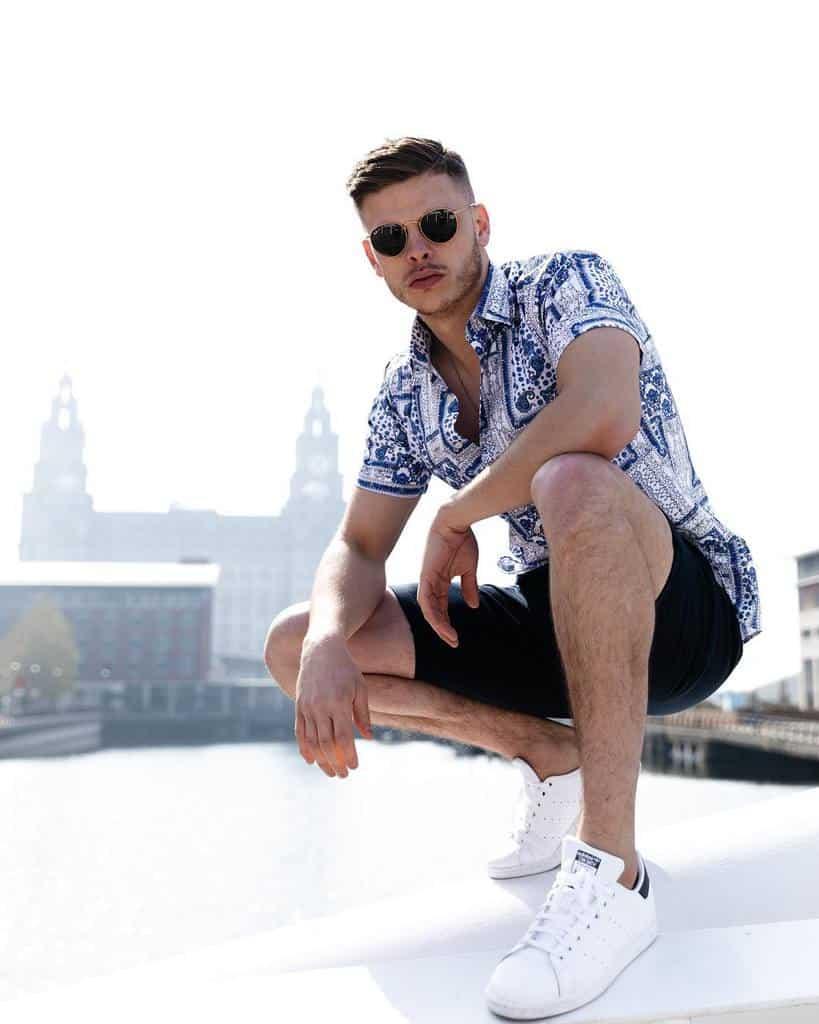 Vêtements d'été pour hommes