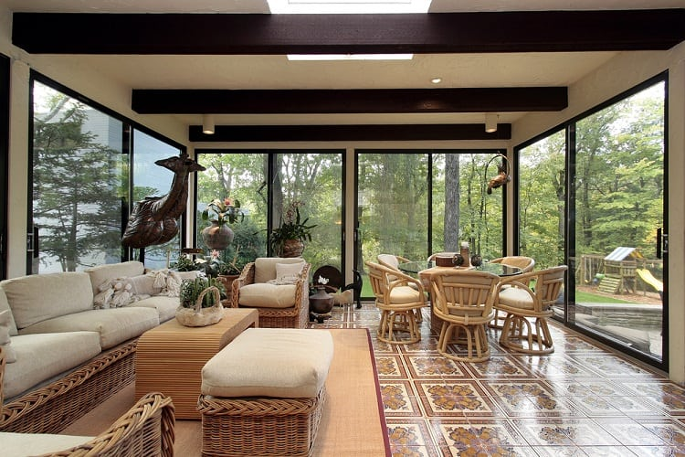 Sun Room Arizona Room Screened In Porch