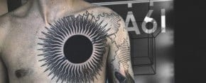 70 Sun Tattoo Designs For Men – A Symbol Of Truth And Light