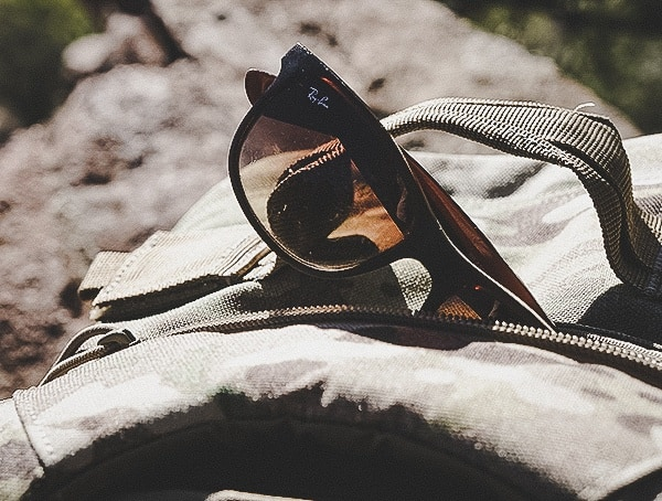 Sunglass Compartment 5 11 Rush72 Tactical Backpack Review