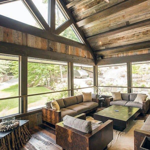 Sunroom Design Inspiration Ideas