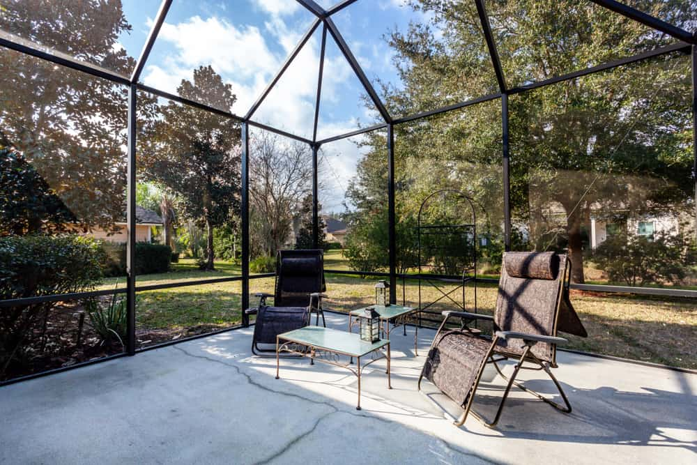 sunroom enclosed patio ideas 1