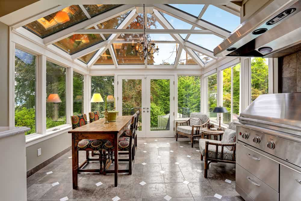sunroom enclosed patio ideas 2