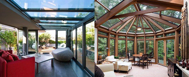 Top 60 Best Sunroom Ideas – Bright Glassed-In Solarium Designs