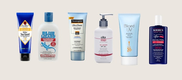 Sunscreen Skincare Tips For Men