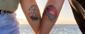 Top 85 Best Friend Tattoo Ideas – [2020 Inspiration Guide]