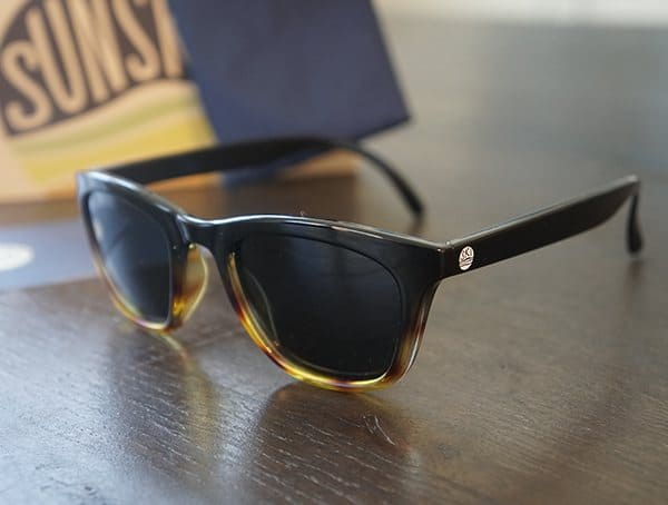 Sunski Manresa Polarized Sunglasses For Men