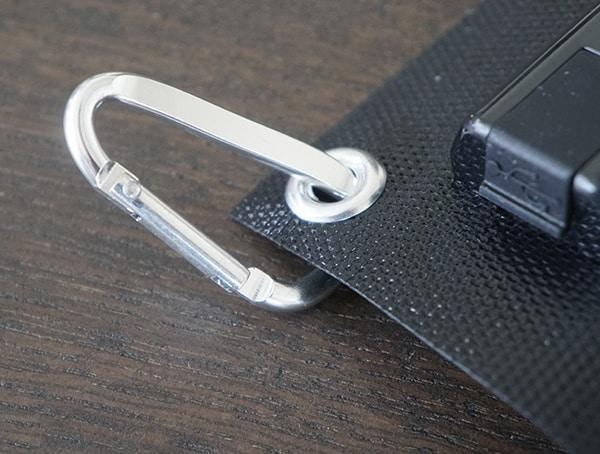 Sunsoaker Metal Carabiner