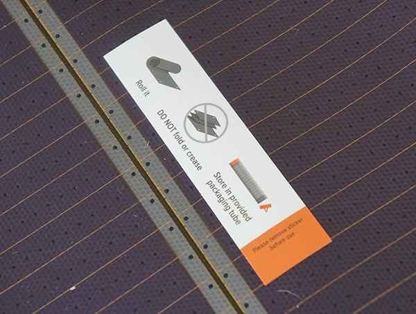 Sunsoaker Solar Panel Instructions