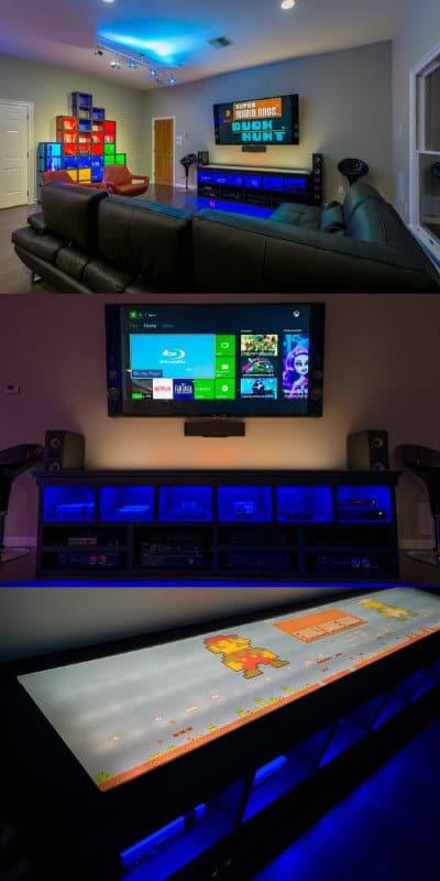 Home Interior Design Game Online: Cool Home Entertainment Designs