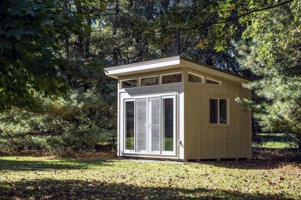Superb Backyard Shed Ideas