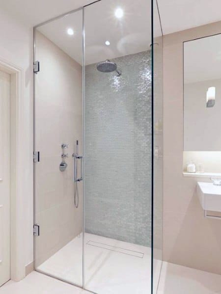 Superb Corner Shower Ideas