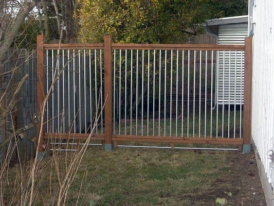 Superb Dog Fence Ideas