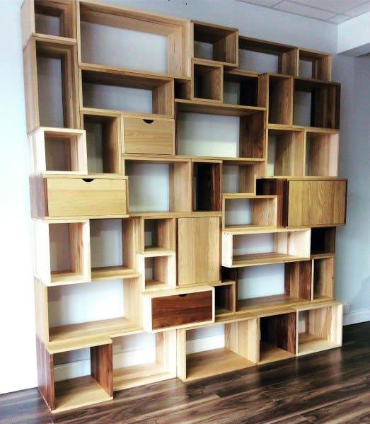 Superb Floor To Ceiling Bookshelves Ideas